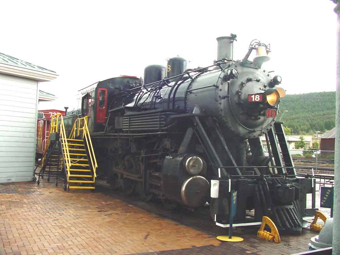 Grand Canyon Train Grand Canyon Railway Williams To