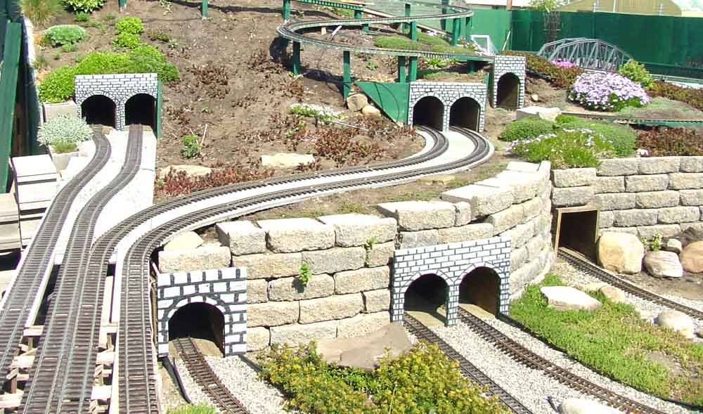 Big Sky Garden Railway Nanton AB